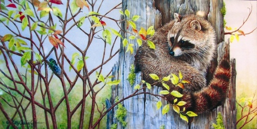 Artworks by Kathy Goff (38 работ)