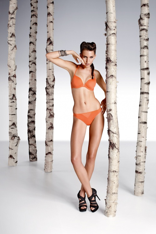 Jennifer Massaux Marie Jo LAventure Lingerie Collection Spring Summer 2011 (14 фото)
