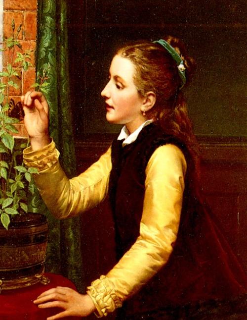 Jan Frederik Pieter Portielje (1829-1908) (33 работ)