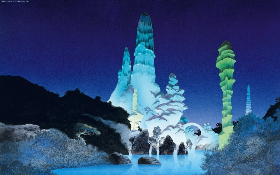 Roger Dean Desktop  Free download and software reviews