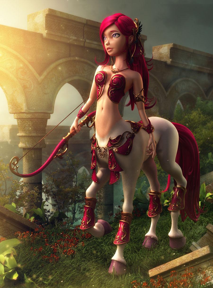 Female centaur sex pics nude image