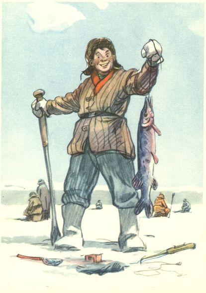 произведения Рэя старые плакаты охотой и рыбалка результате ребенку августа