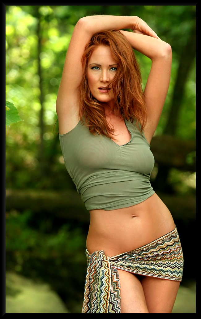 Young chubby redhead from youngfatties