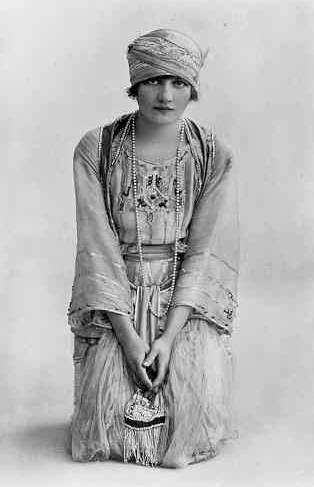 Miss Lily Elsie - звезда эпохи модерн (312 фото)