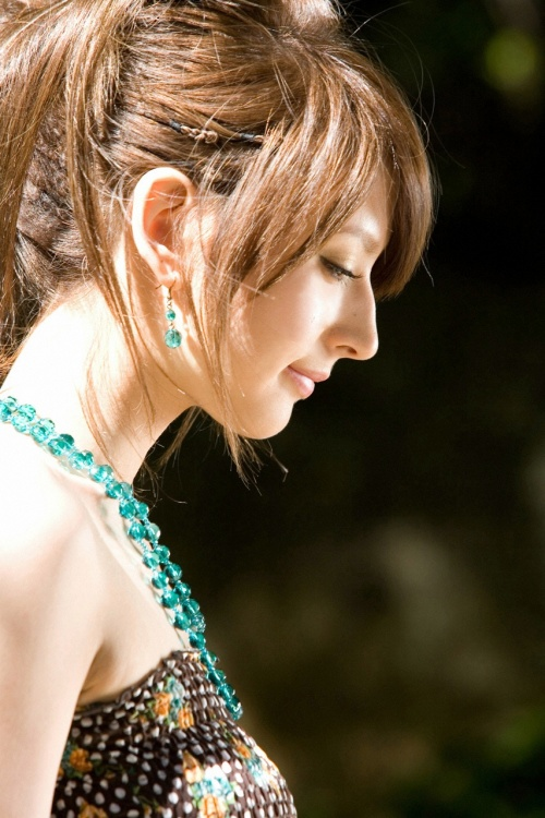 Японские фото модели. Часть 3 (Leah Dizon) (300 фото) (эротика)