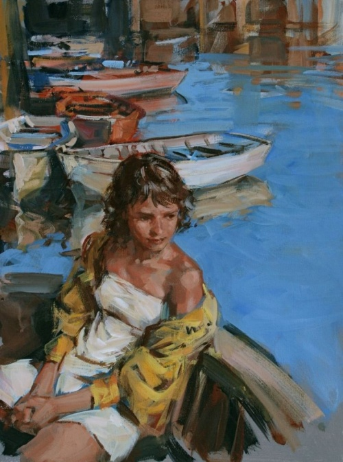 Artworks by Paul Hedley (40 работ)