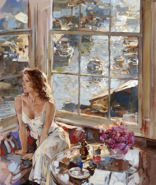 Artworks by Paul Hedley (40 работ)
