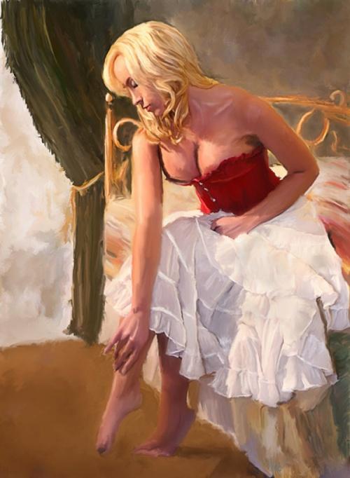 Lorenzo Paintings (35 работ)