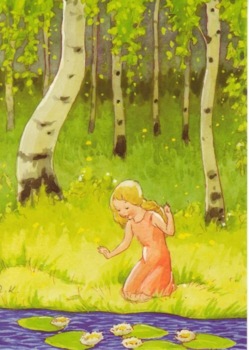 Художник-иллюстратор Rudolf Koivu (122 работ)