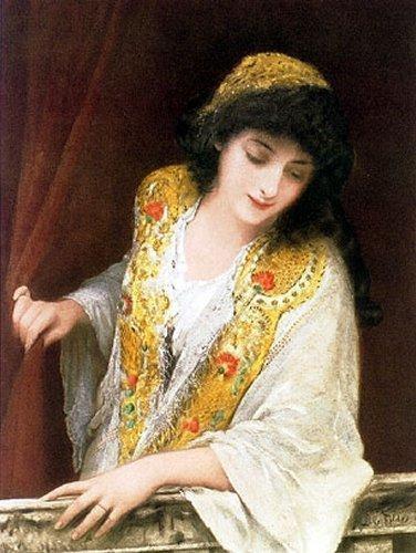 Английский художник Sir Samuel Luke Fildes (1844— 1927) (53 работ)