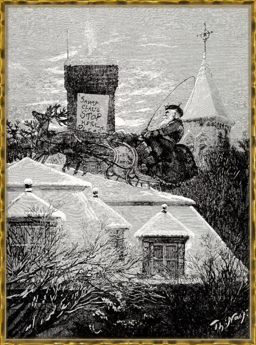 Томас Наст | XIXe | Nast Thomas (145 работ)