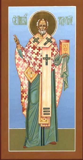 Праздник Святого Николая (391 работ)