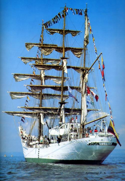 Парусники | Tall Ships (113 фото)