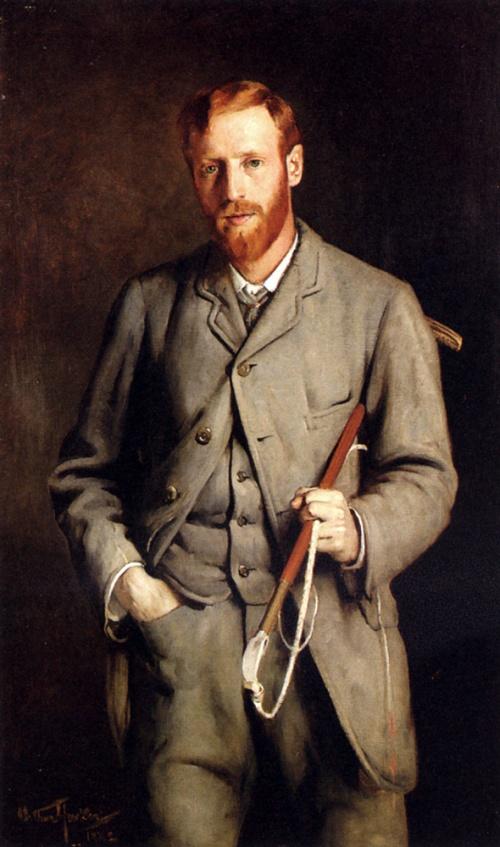 Arthur Hacker (1858-1919) (71 работ)