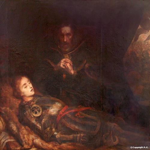 Живописец Ary Scheffer (1795-1858) (88 работ)