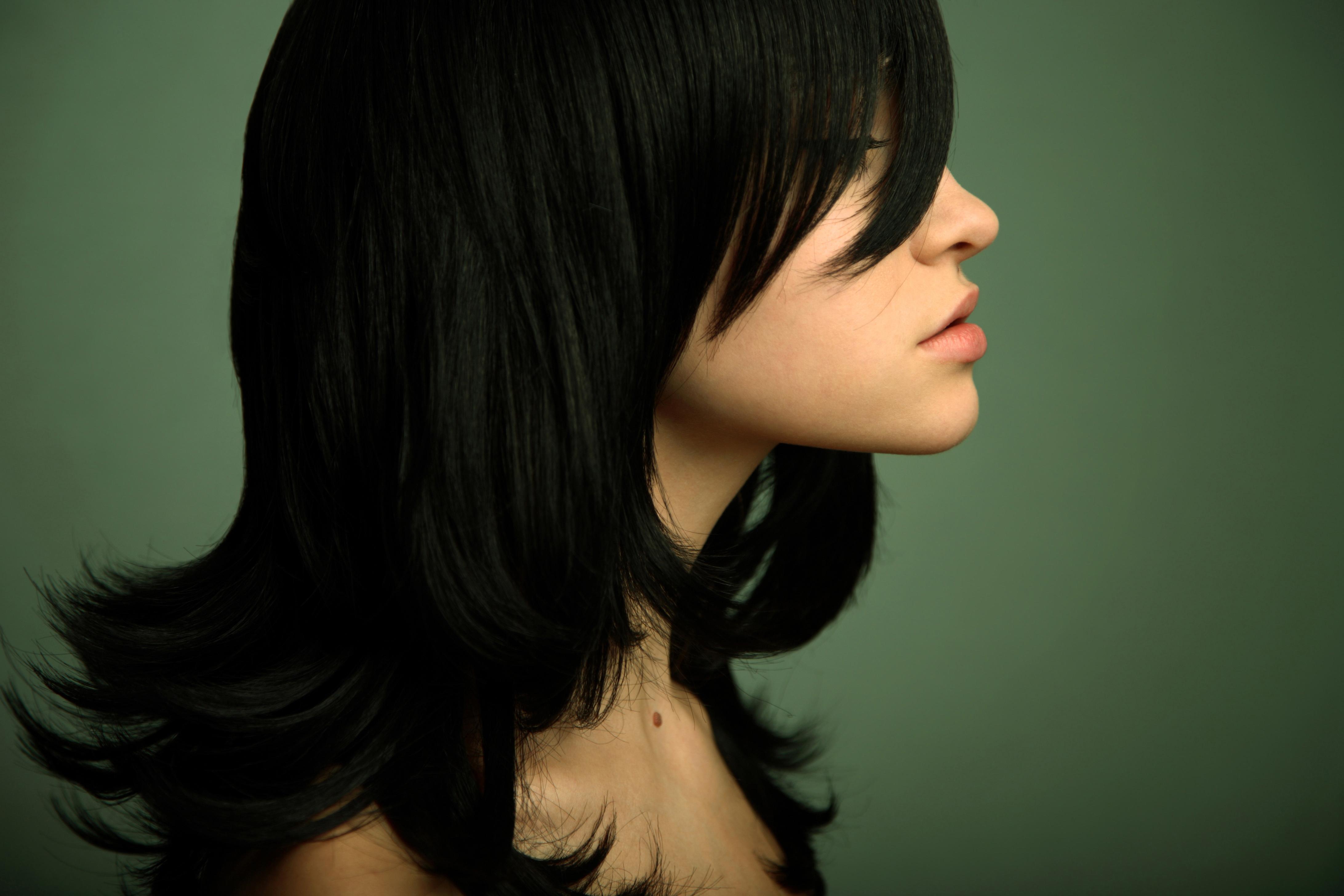 Красивые девушки фото со спины на аву с короткой стрижкой