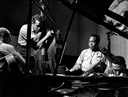 Herman Leonard Photography Vol.1 - JAZZ (62 фото)