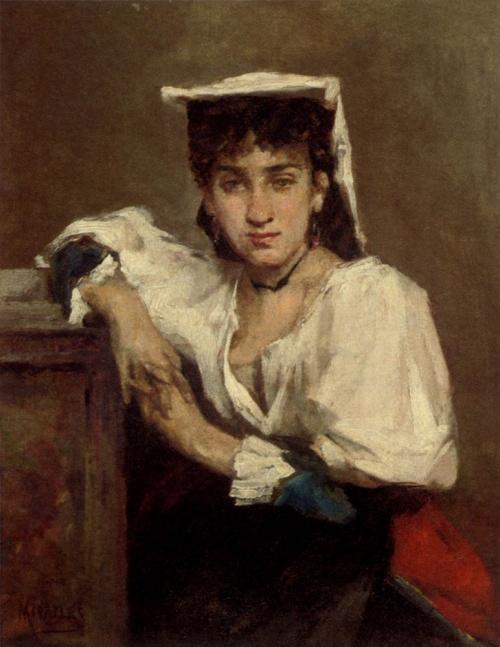 Francisco Miralles Y Galup (1848-1901) (22 работ)