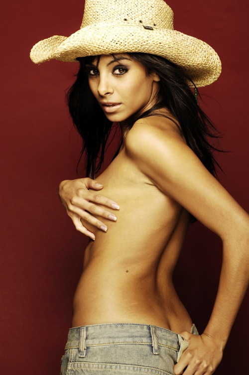 Collien Fernandes - Stephan Pick Photoshoot 2005 (38 фото)