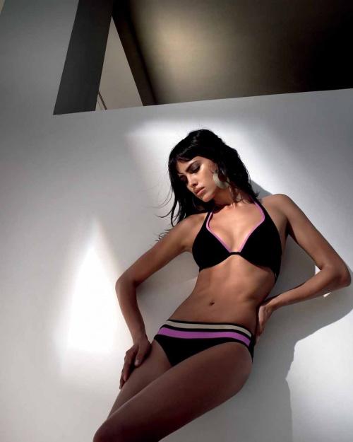 "Irina Sheik – ""Ory"" Swimwear Photoshoot (17 фото)"