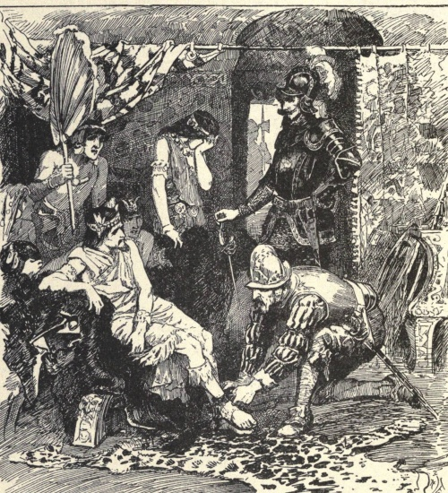 Художник-иллюстратор Henry Justice Ford (856 работ)