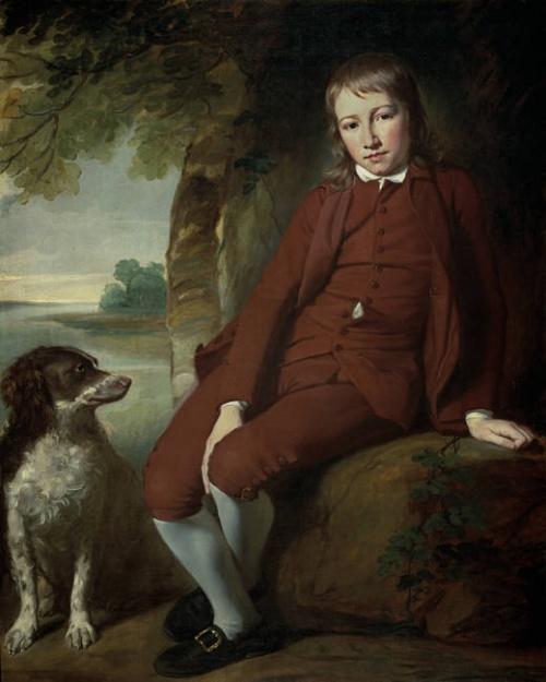 Английский художник-портретист George Romney (318 работ)