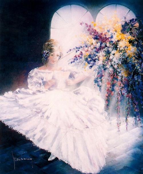 Испанский художник Juan Fortuny (45 работ)