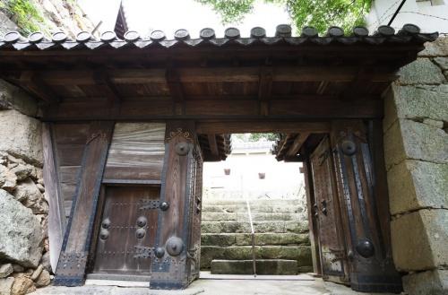 Замок Белой цапли (Himeji castle) (192 фото)