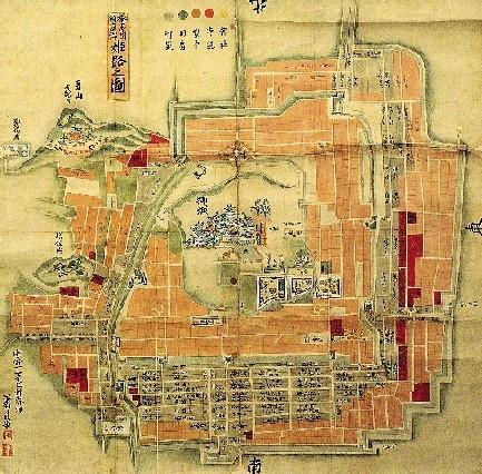 http://cp12.nevsepic.com.ua/79-2/thumbs/1355609386-old_map_of_himeji_castle.jpg