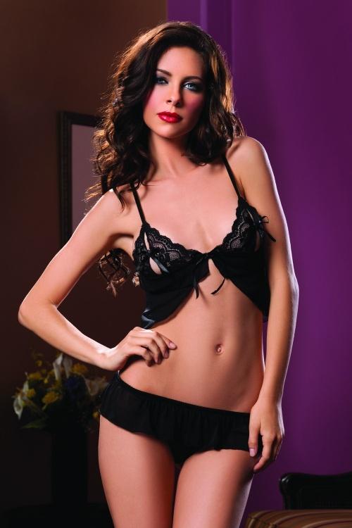 Сексуальные модели - Seven Til Midnight - Lingerie 2011 (36 фото)