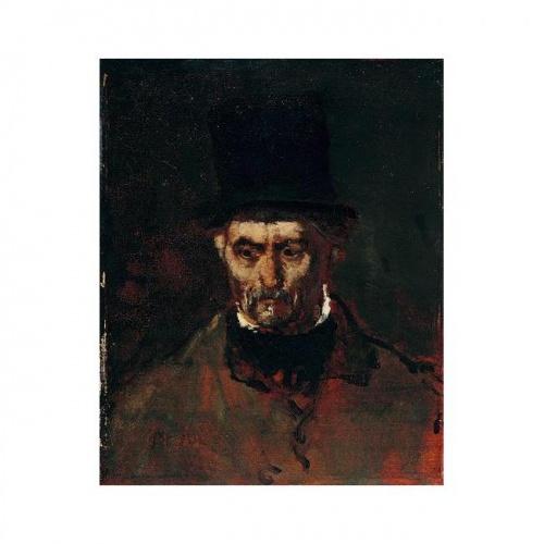 Венгерский художник Mihaly Munkacsy (1844–1900) (135 работ)