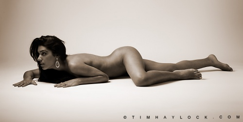 Nude and Glamour Photography by Tim Haylock (358 фото) (эротика)
