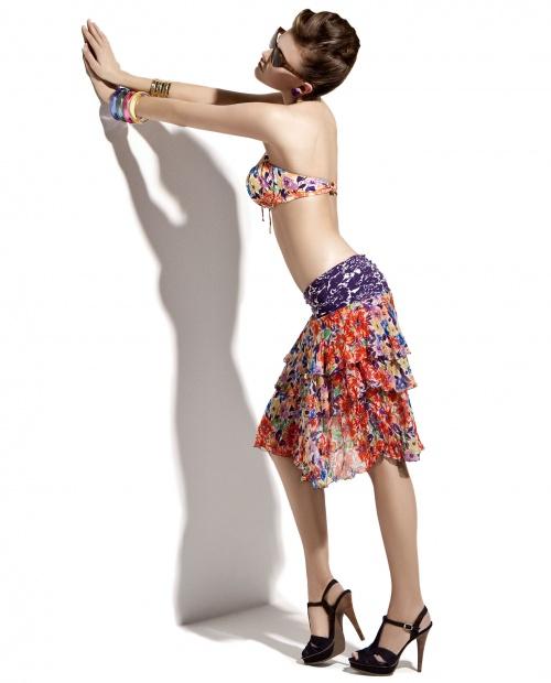 Kim Cloutier - Shan 2011 Bikini Photoshoot (24 фото)