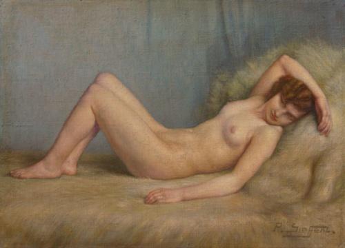 Paul Sieffert (French, 1874-1957) (41 работ)