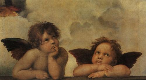 Рафаэль Санти | XVIe | Raffaello Santi (765 работ)
