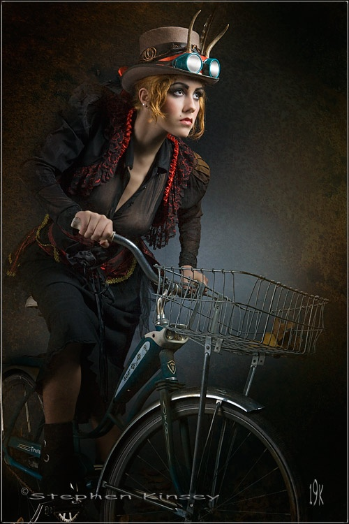Steampunk (131 фото)