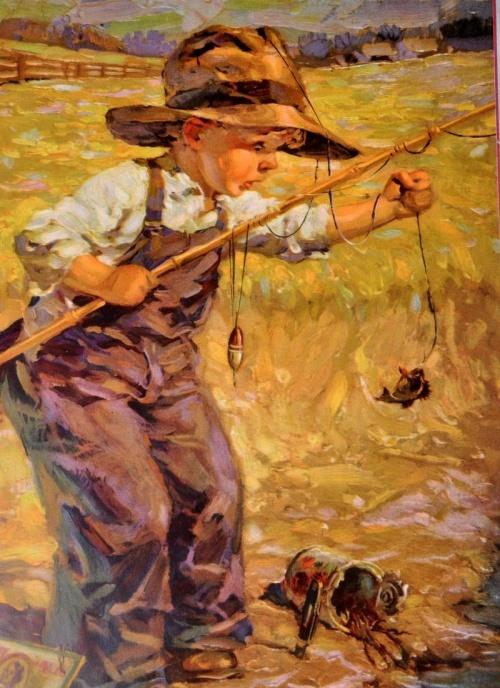 Иллюстратор Raymond James Stuart (31 работ)