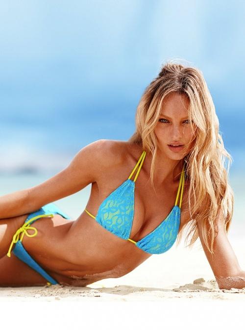 Victoria's Secret Swim 2011 Photoshoot (74 фото)