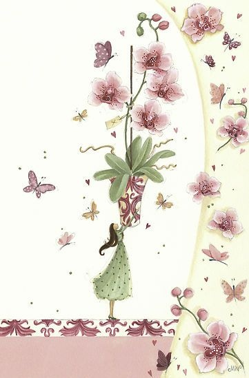 Художник-иллюстратор Maria Woods (115 работ)