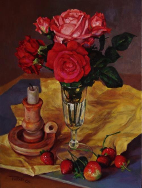 Подборка картин современных художников (48 работ)