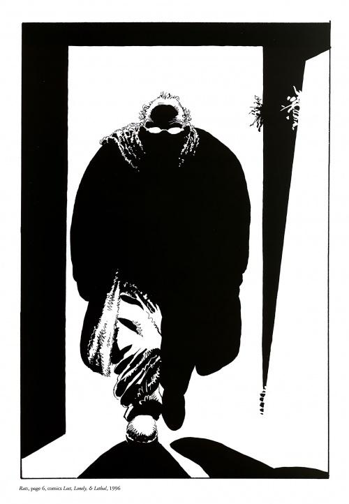 Frank Miller: The art of Sin City (133 работ)