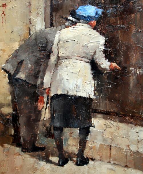 Живопись Andre Kohn (87 работ)