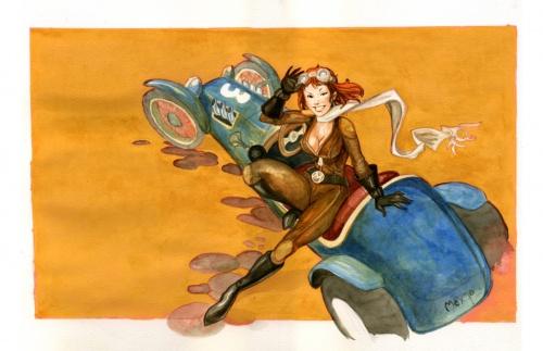 Иллюстратор Алексей Самохин (88 работ)