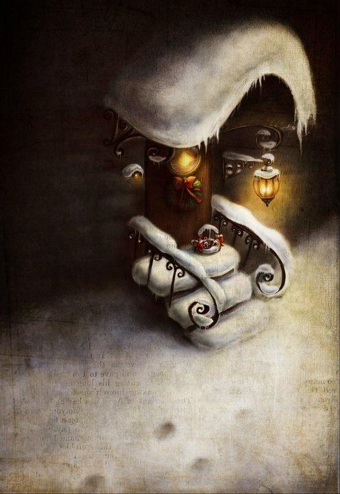 Сказочные картинки Anuka Baratashvili (187 работ)