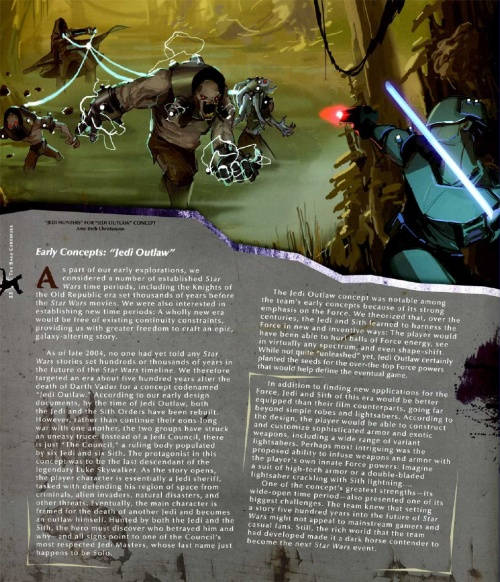 The Art and Making of Star Wars: The Force Unleashed (180 работ)