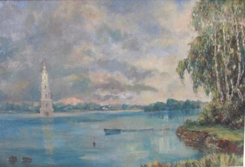 Художник Юрий Саломахин (47 работ)