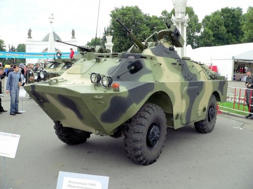 Советская БРДМ-2 с АГС-17 (100 фото)
