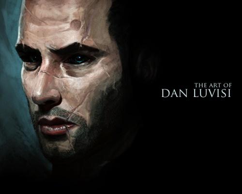 Artworks by Dan Luvisi (DeviantART Rip) (156 работ)