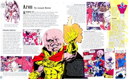 15 артбуков от легендарной студии Marvel (53 работ) (8 часть)