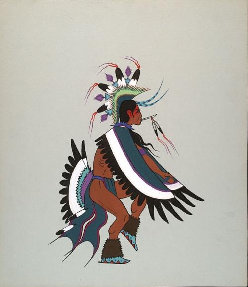 Artworks by Acee Blue Eagle (Голубой Орел) (139 работ)